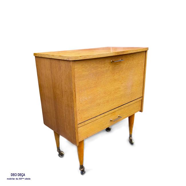 meuble bar vintage de ci de a design meubles et objets. Black Bedroom Furniture Sets. Home Design Ideas