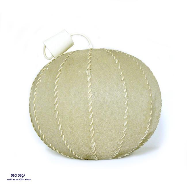 Suspension boule vintage de ci de a design meubles et for Suspension boule design