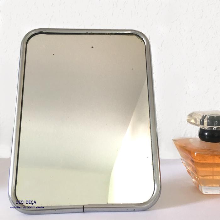 petit miroir barbier de ci de a design meubles et objets du 20 me si cle. Black Bedroom Furniture Sets. Home Design Ideas